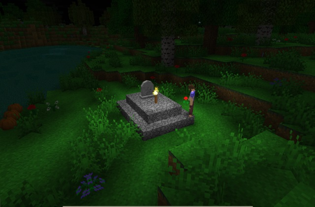 Generated Grave