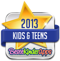 Best Apps for Kids & Teens Award 2013