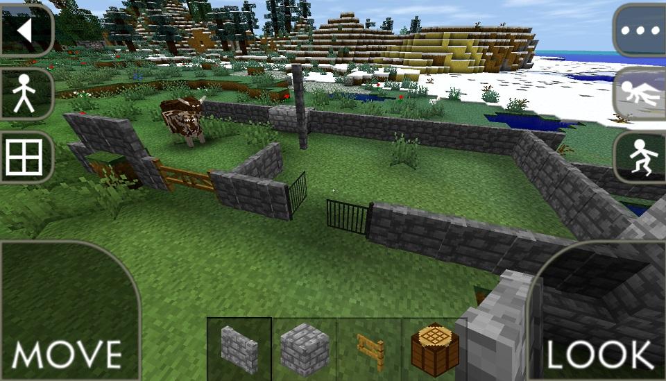 Survival craft mansion tutorial