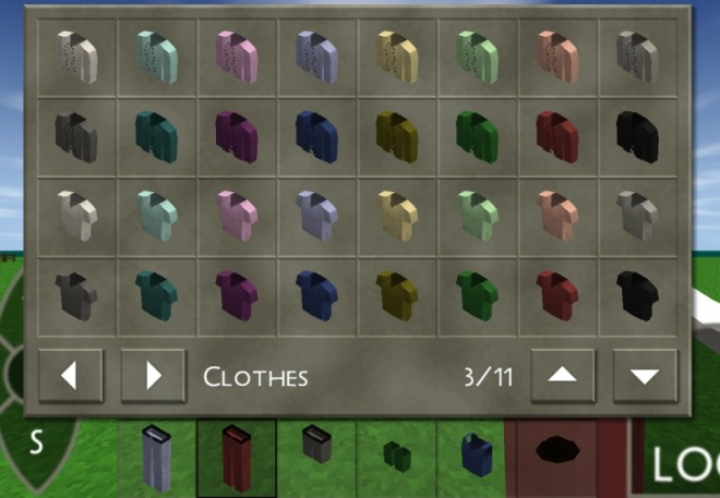 ClothesGalore