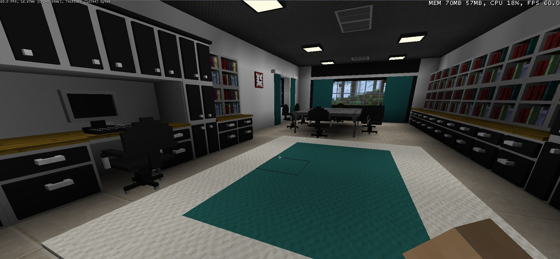 If you have good ideas on how to further improve furniture in the following updates please let me know in comments i am after realistic and workable
